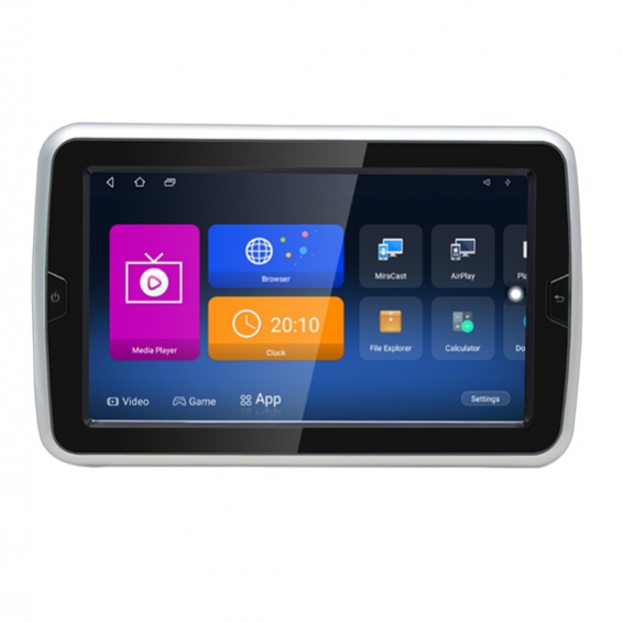 10.1 inch Android 5.1.1 Rear-seat Entertainment System