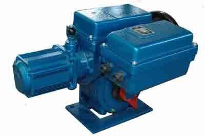 Electric valve Quarter-turn actuator  AS25  BS60