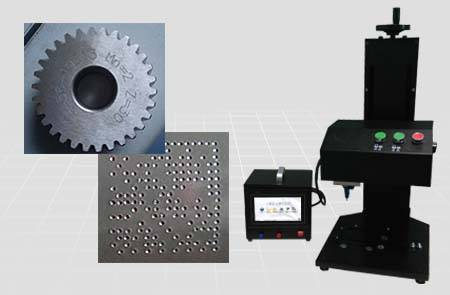 IDJET Pneumatic Engraving Machine