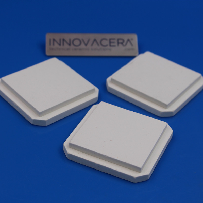 Aluminum Oxcide/Al2O3 Ceramic Substrate For Electronic Circuit Carriers