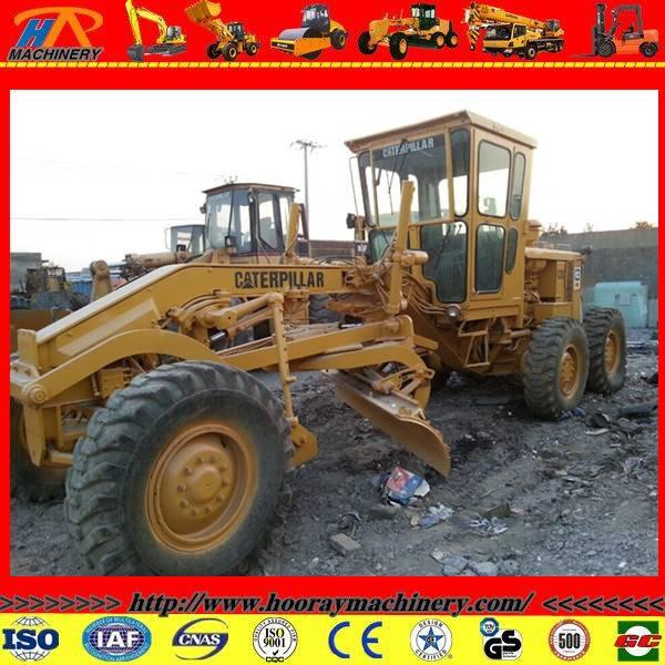 CAT Used 12G Motor Grader,used motor grader 12G in good condition