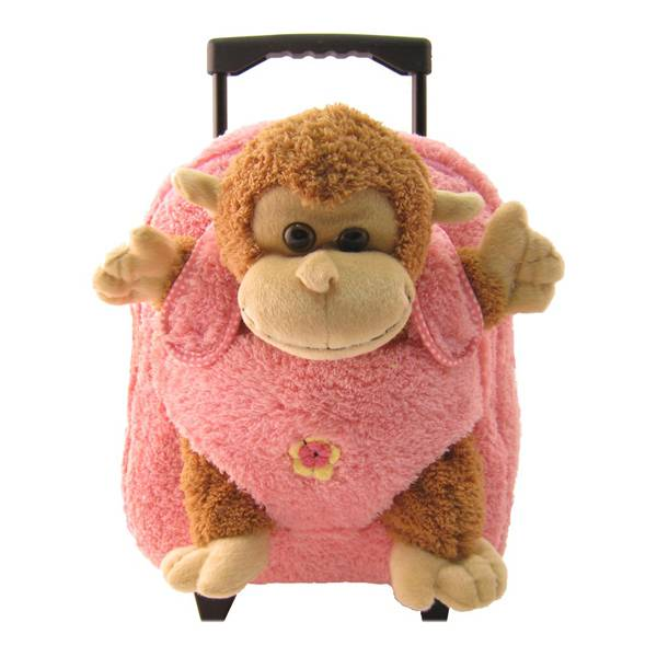 Plush Trolley Backpack Stuffed&Plush Toys Soft Toys/Sac De Chariot En Peluche/Peluches