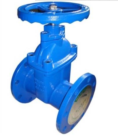 Ductile Iron BS5163 Resilient seated Gate Valve Light Type DN50-DN300,PN10,PN16