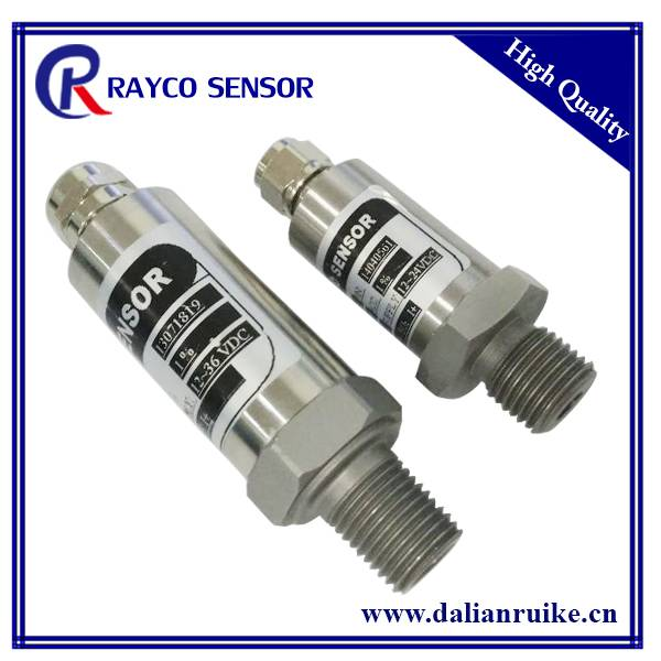 Air Compressor air condition gas air pressure transducer