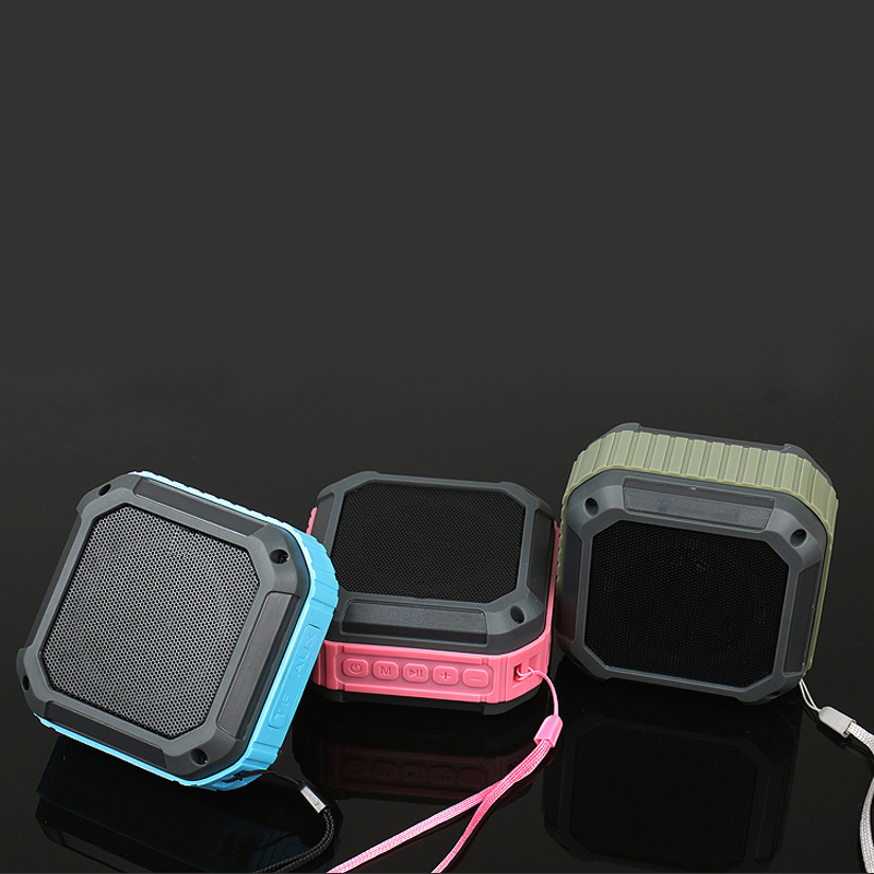 Popular mini portable bluetooth speaker for sport outdoors PW-BS26