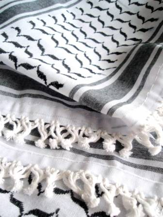 yshmagh / shemagh scarves DX1004