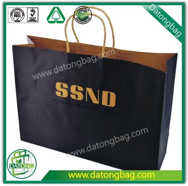 customize craft paper bag shopping bag