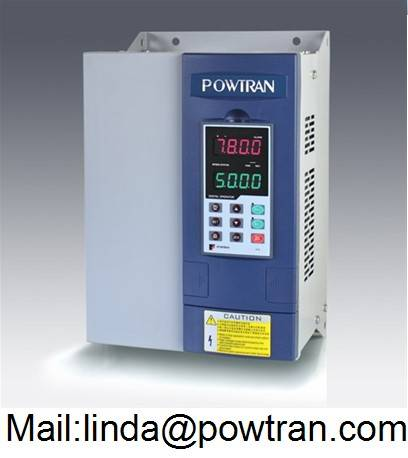 POWTRAN PI7800 series of medium voltage inverter