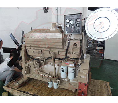 KTA19-P600 Water Pump Engine