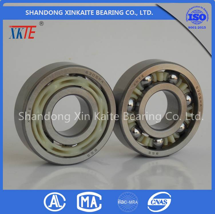 well sales XKTE deep groove ball bearing 6305 TN/TN9/C3/C4 for conveyor roller from shandong China m
