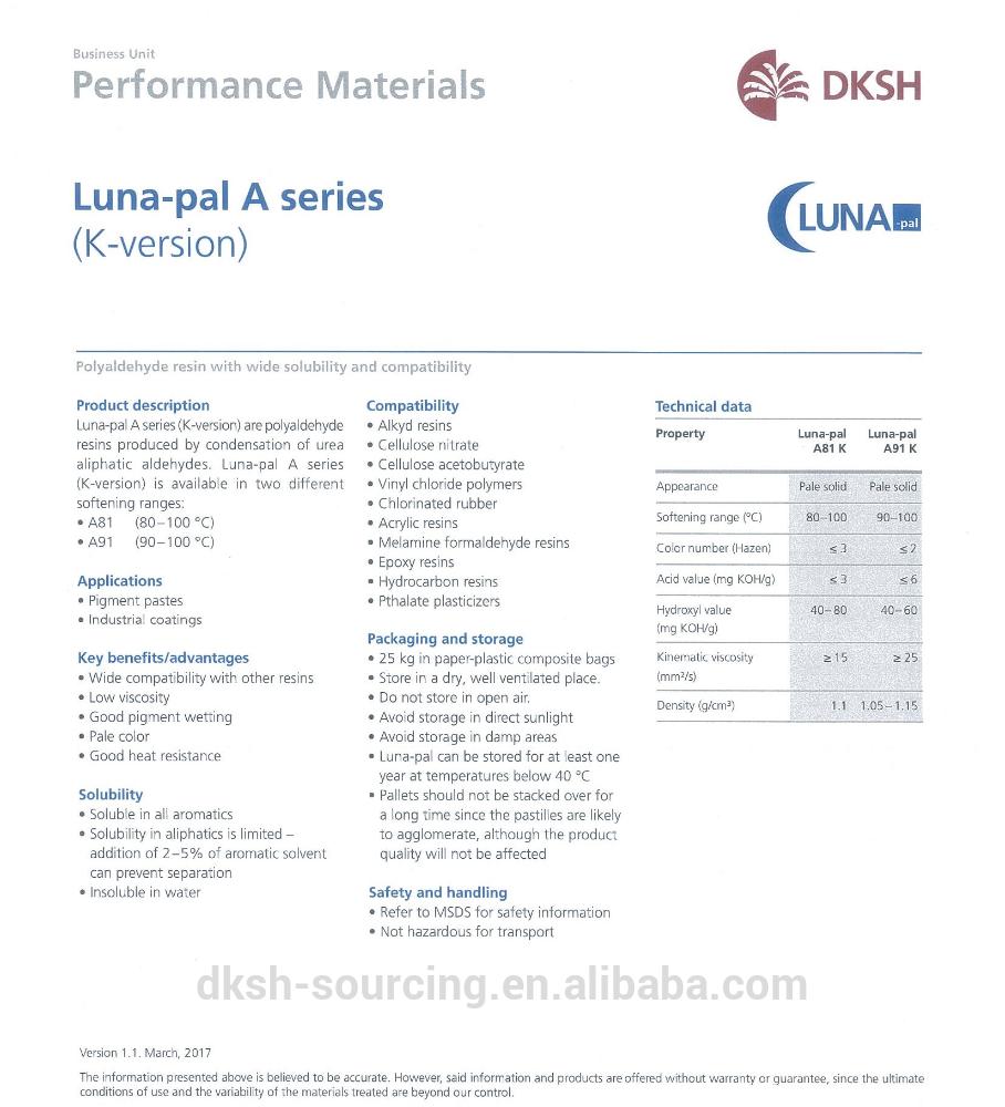 Luna ESBO-A Epoxidized soya Oil Acrylate for industrial coating & printing ink