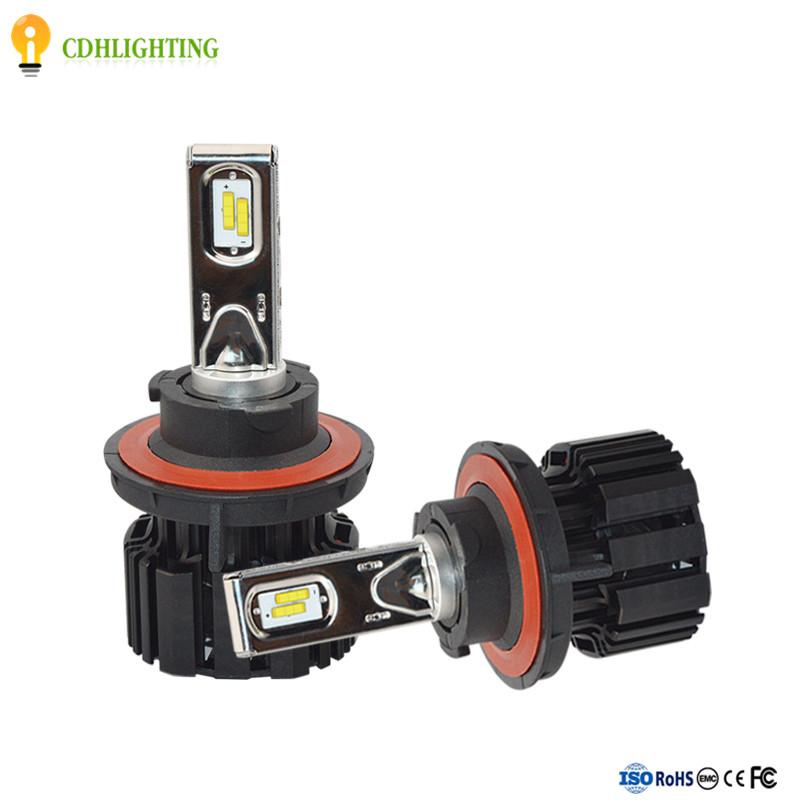 High Power CDH-P9 50W 6800lm Car led headlamp