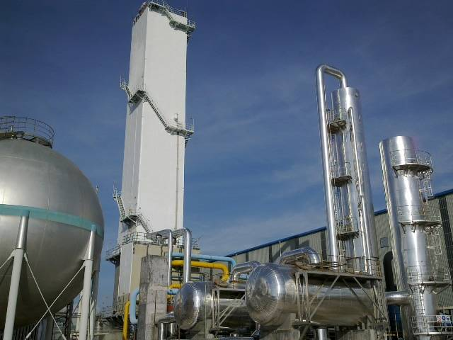 Liquid Air Separation Unit
