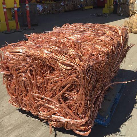 Pure Mill berry Copper wire scrap
