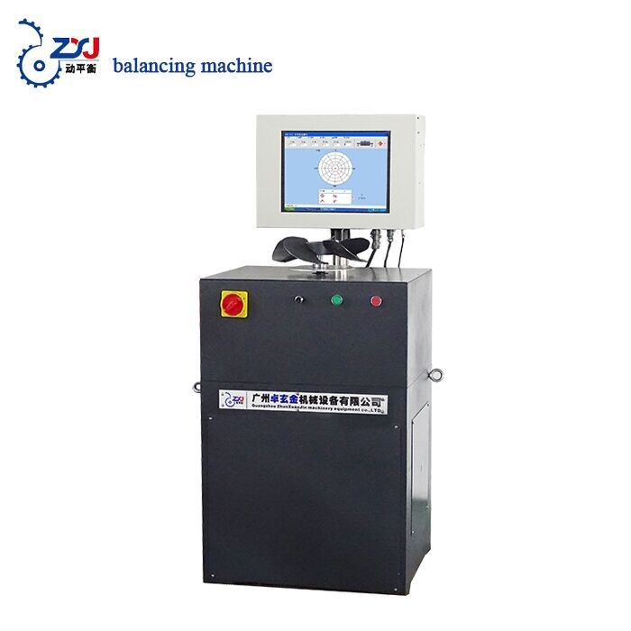 turbocharger balancer rotor testing machine winding wheel dynamic balancing machine
