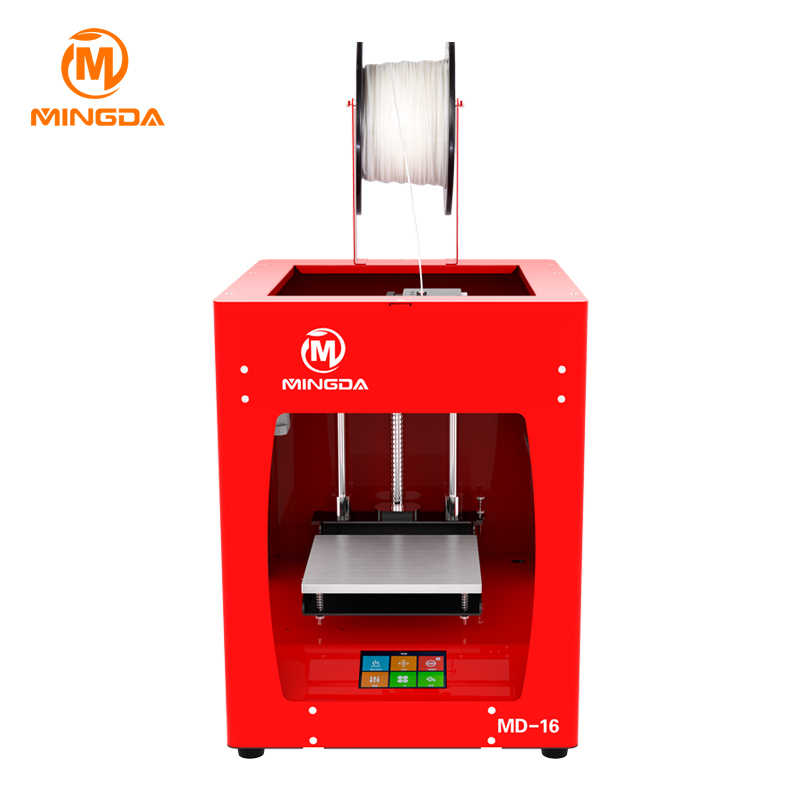 MINGDA brand strong staiblity high end 3d printer machine professional 3d printer machinery