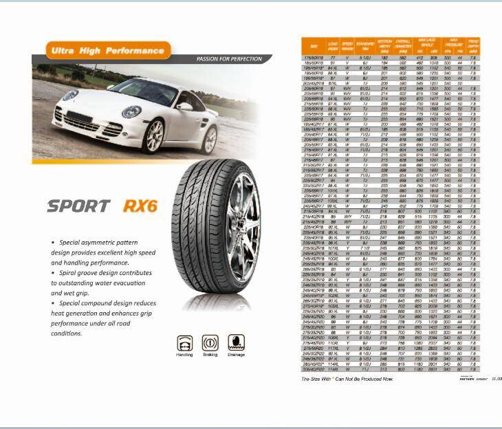 SPORT RX6
