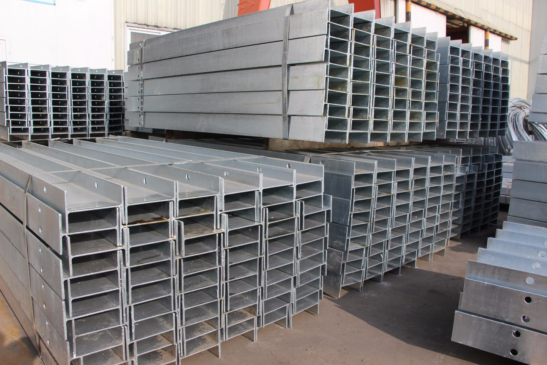How much is galvanized H Section Post for Guardrail to Australia and New Zealand