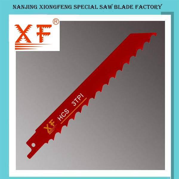 XF-S150K Reciprocating Saw Blade for Cutting Wood