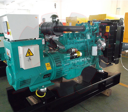 100KW Cummins Generator Set