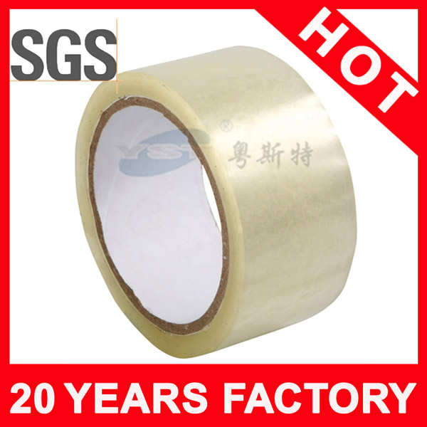 Clear Acrylic Carton Sealing Tape