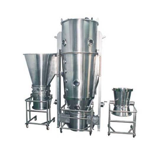 Multi-Purpose Fluid Bed Processor, Fluid Bed Dryer (DPL Series)