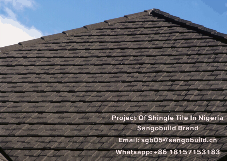 Stone Coated Metal Roofing Sheet