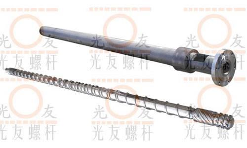 single screw&barrel for extruder