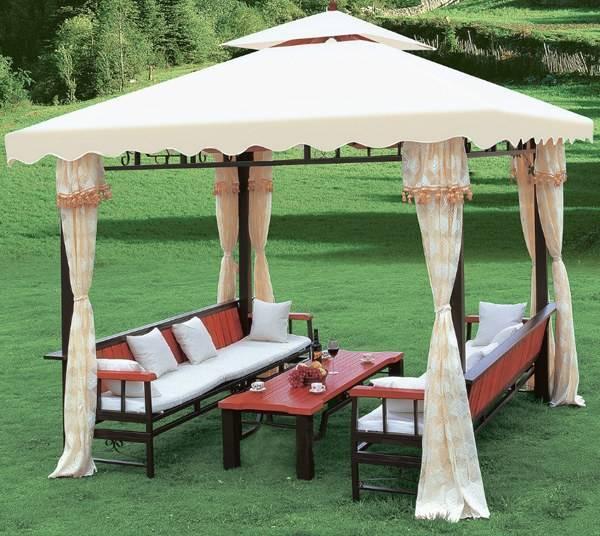 tent series