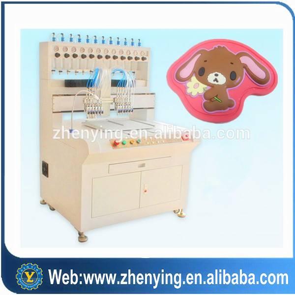 Energy saving pvc label machine