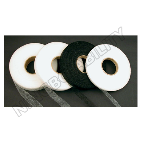 Non Woven Interling (Hot-Fuse Interling Cutting Tape Two Side with Glue)