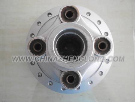 CG125CDI front wheel hub
