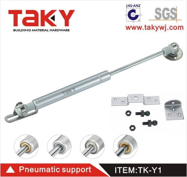 TK-Y1 plastic head pneumatic gas spring