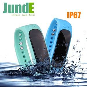 Waterproof fitness bracelet with Pedometer,Sleep monitor,calories tracking