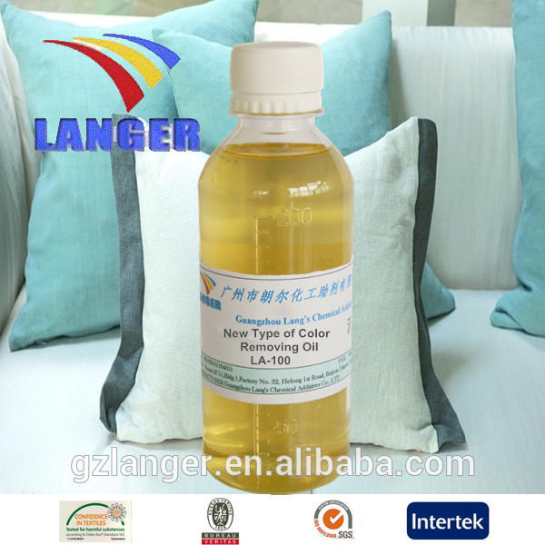 Textile agent New Type of Color oil removing chemicals LA-100