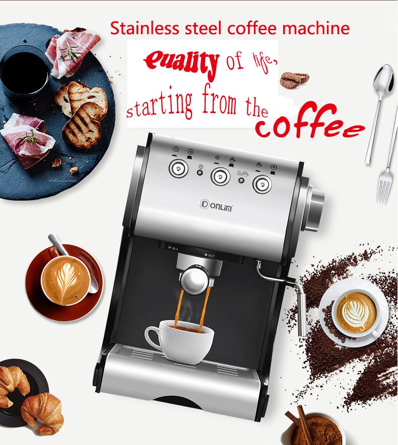 DL-KF500S Coffee machine