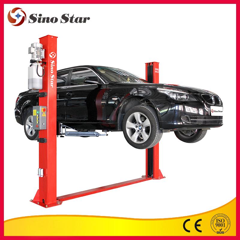 2 Post Car Lift /electric motor screw lift lift tables/5m lift height scissor lift(SS-6254E)