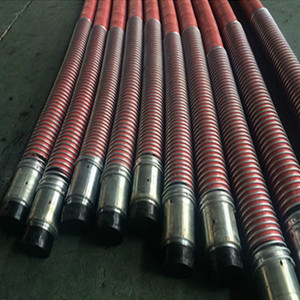 fabric reinforced concrete hose used to delivery concrete,cement