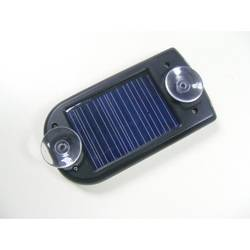 Emergency mobile solar charger