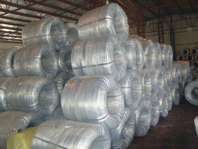 galvanized wire for paper clip