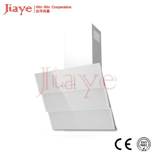Low noise auto open ultra-thin range hood made in china JY-C9119