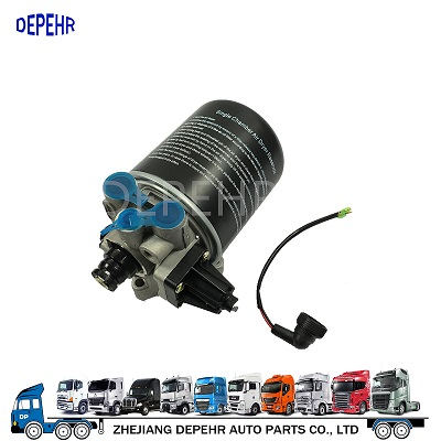 Zhejiang Depehr Heavy Duty European Compressed Air System Volvo Truck Air Dryer Assy 4324100920