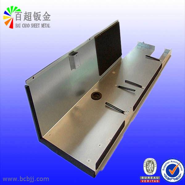 China Hangzhou Metal Laser Cutting Service for Stainless Steel / Aluminum / SPCC/ SPHC and Galvanize
