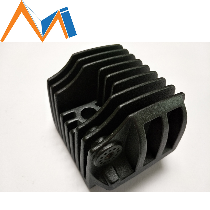 China Supplier OEM High Precision Metal Radiator Cover Aluminum Die Casting