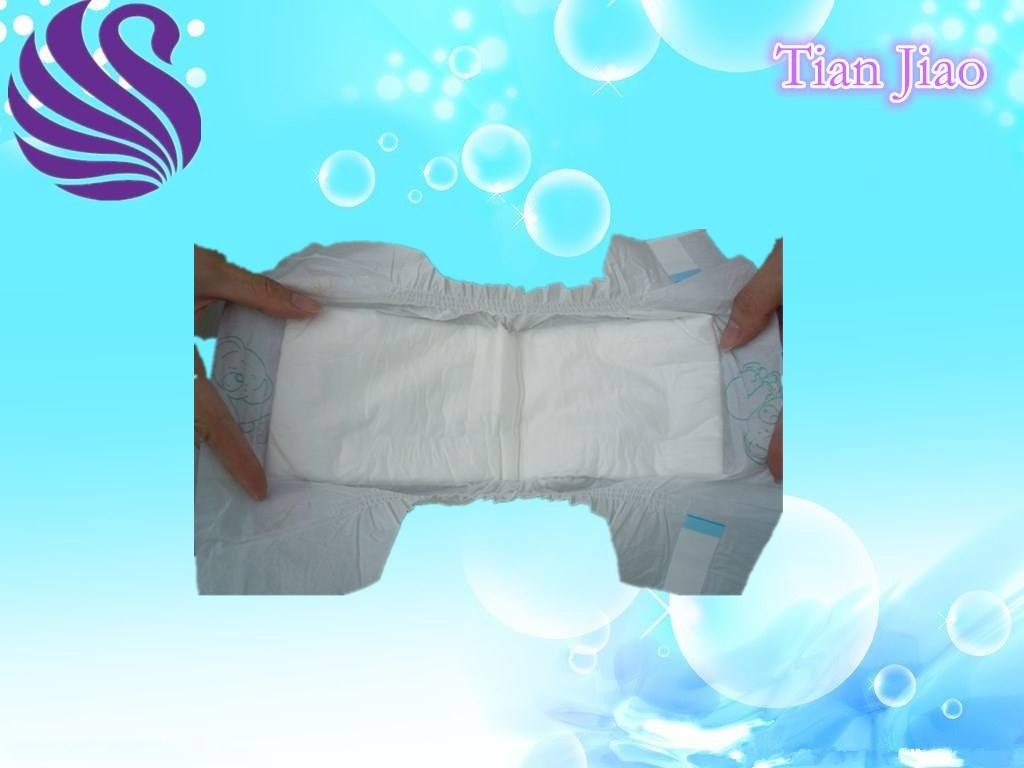 High Quality Disposable Baby Nappy with Dry Surface