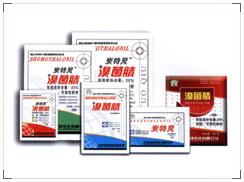 Bromothalonil 25%wettable powder