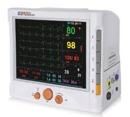 pediatric dedicated monitor