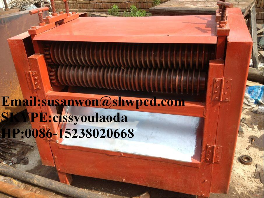 Sale Aluminum and copper separator for air condition radiator 0086-15238020668