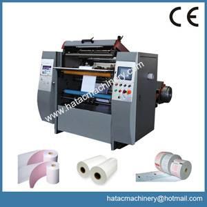 High Speed Thermal Printer Paper Slitting Machine