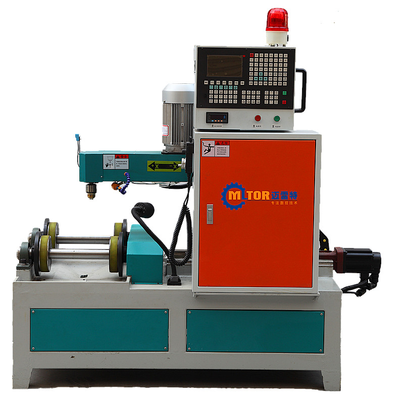 Digital Ring Die Chamfering Countersink NC Control Machine for Biomass Pellet, Made in China